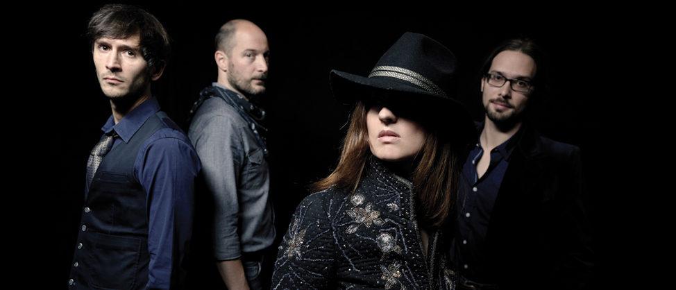 Brut, rock et américain, Grand March dévoile son nouvel album à la Maison Bleue samedi