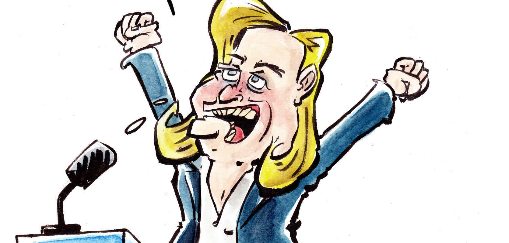 L'obsession identitaire de Marine Le Pen