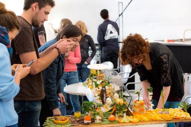 Avec Hinterland, Ososphère propose des workshops culinaires