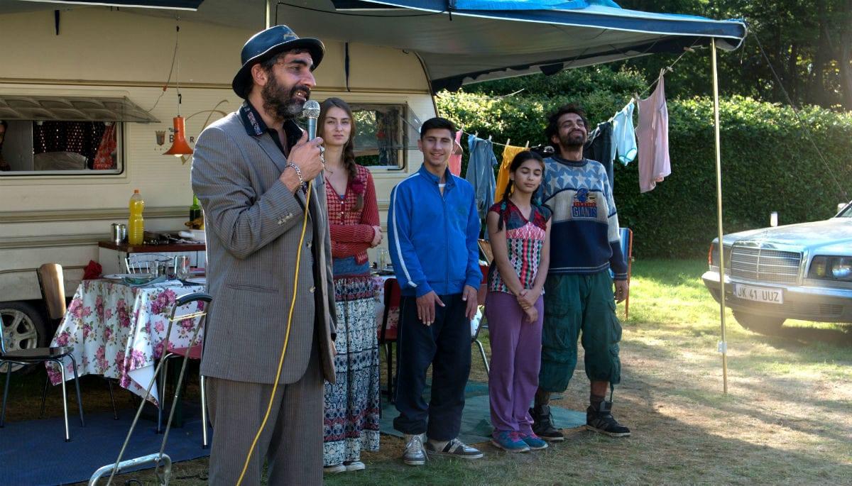 On est allé voir le film «À Bras Ouverts» avec deux Roms