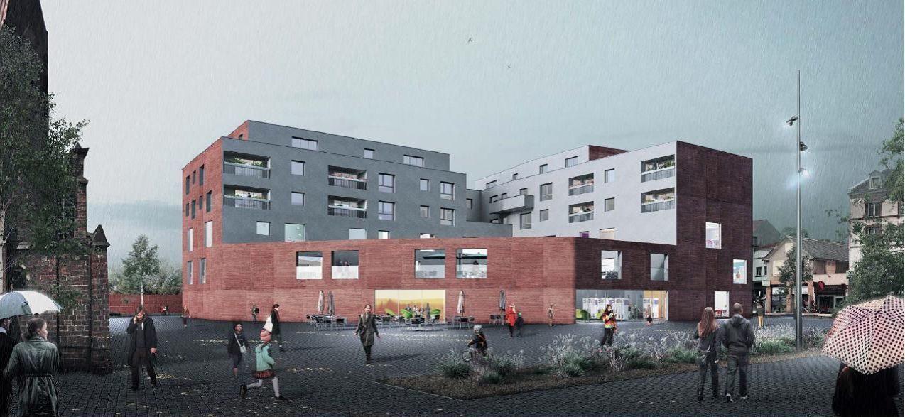 La médiathèque nord enfin lancée à Schiltigheim, ouverture dans deux ans