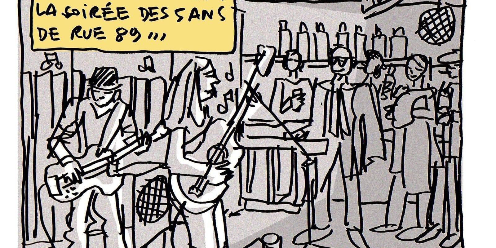 À la fête des cinq ans de Rue89 Strasbourg
