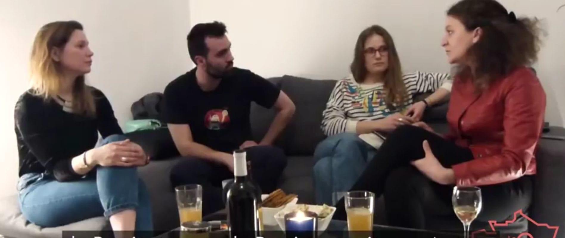 Avec «Le Verre politique», Nina fait débattre les jeunes autour de l'apéro