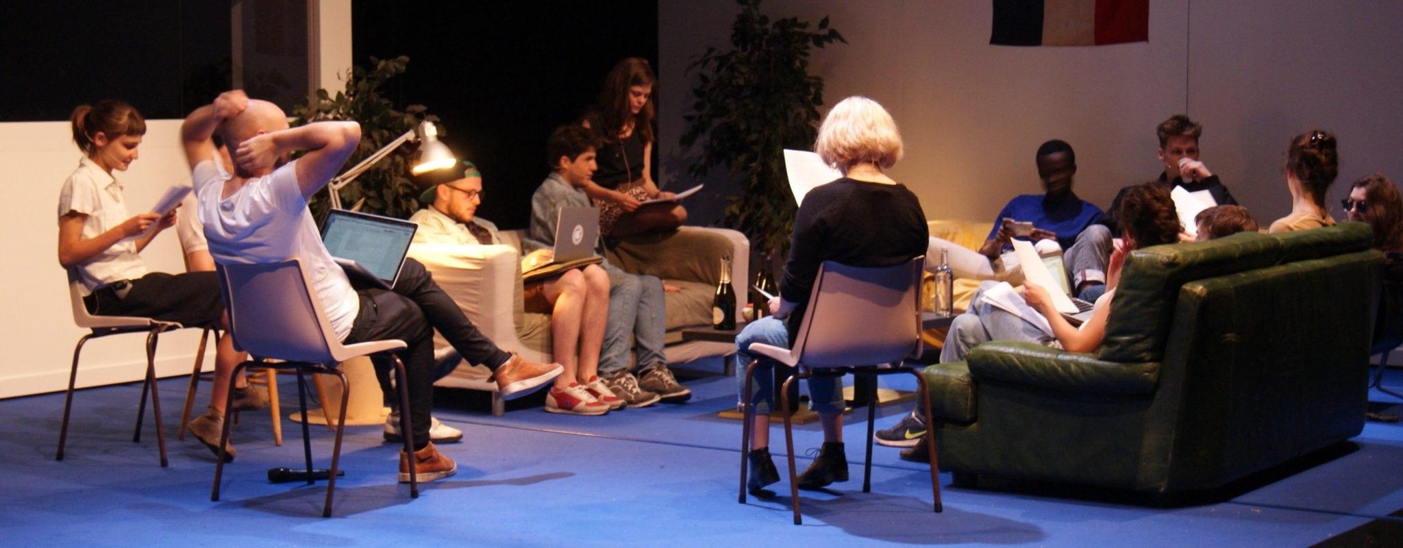 L'école du Théâtre national de Strasbourg, une fabrique de rencontres et d'expériences