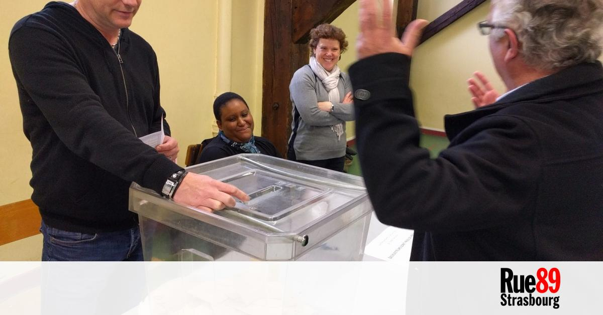 une cinquantaine de radi s des listes lectorales pourront voter dimanche strasbourg. Black Bedroom Furniture Sets. Home Design Ideas