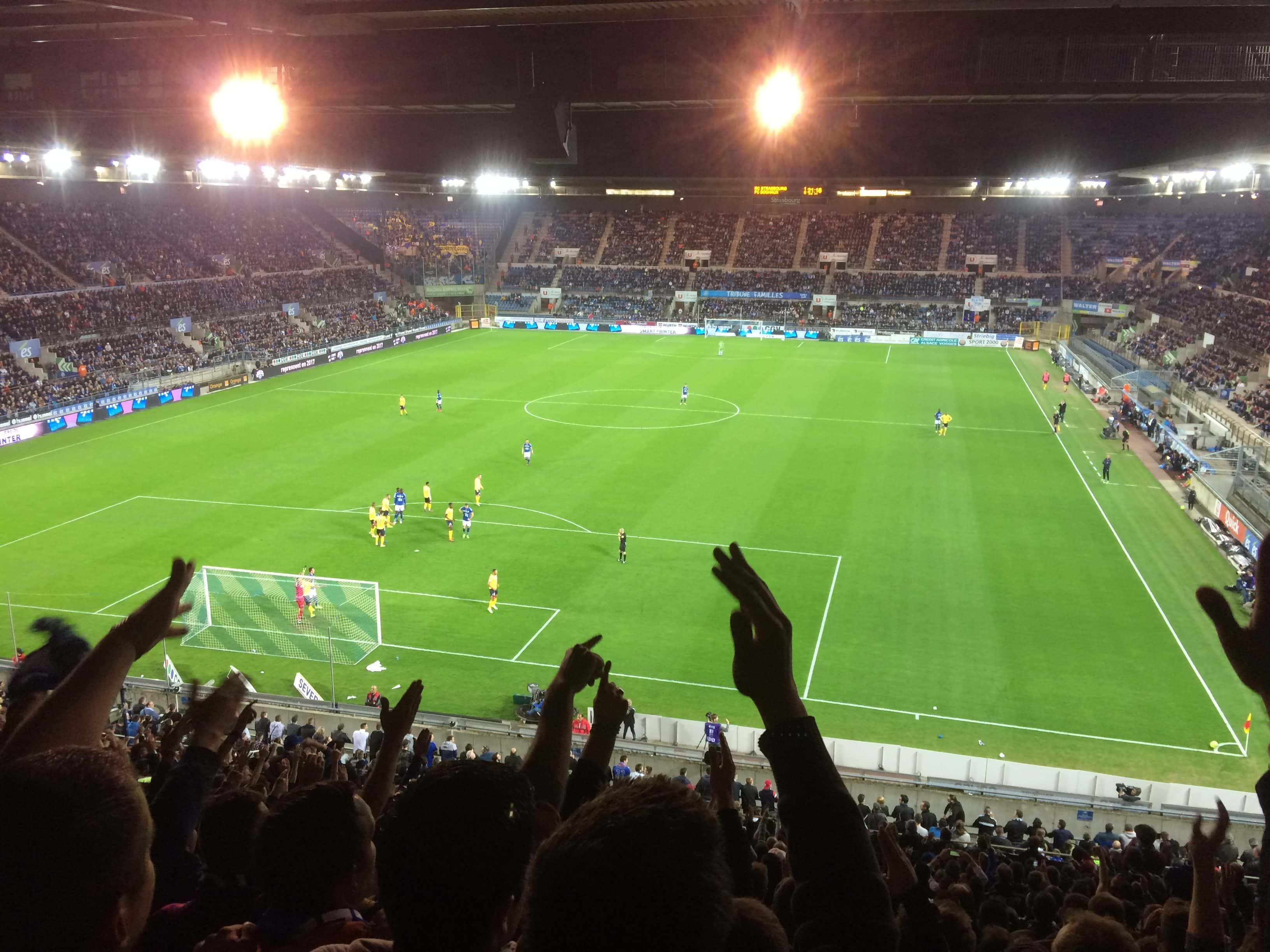 Ligue 2: Strasbourg champion, Amiens en L1, Troyes barragiste