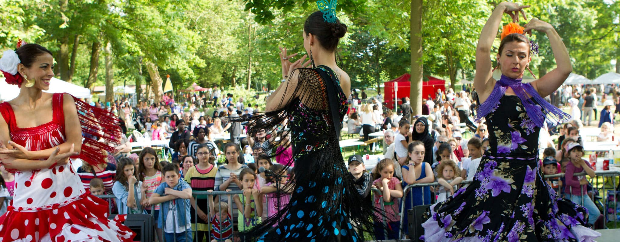 Danse contemporaine, concerts et ateliers à la fête du parc Schulmeister samedi