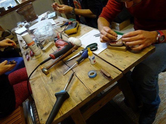 Une vingtaine d'ateliers est proposée, allant de la réparation d'outils informatiques à l'initiation à la couture (Photo Semencerie)
