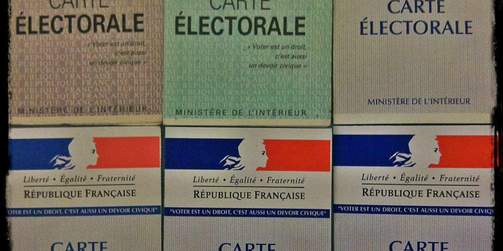 Course contre la montre des radiés des listes électorales pour voter au second tour dimanche