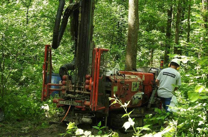 Sans attendre l'automne, des travaux en forêt sont réalisés pour le GCO