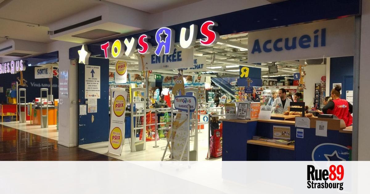 En juin toys r us ferme son magasin de strasbourg - Magasin but strasbourg ...