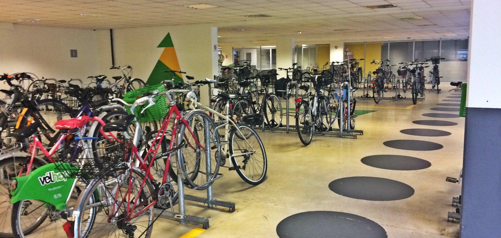 À Strasbourg, de plus en plus de cyclistes payent pour garer leur vélo