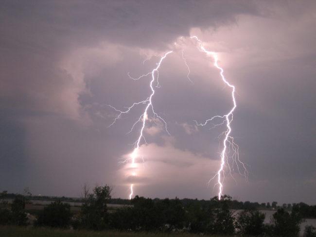 Des orages sont attendus dans le Bar-Rhin les après-midis de vendredi et de samedi (Photo Greg Hewgill / Flickr / CC)