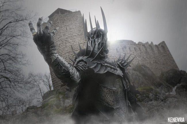 Le château du Bernstein est-il en plein milieu du Mordor ou toujours à Dambach-la-Ville ? (doc remis / Facebook)