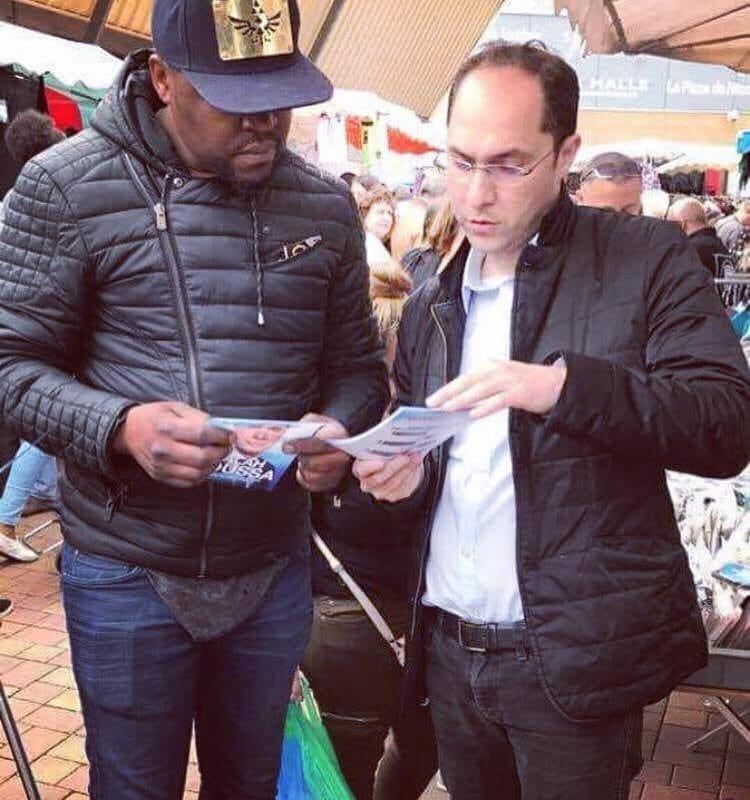 Qui est Salah Koussa, l'enfant du quartier qui a gagné Hautepierre aux élections?