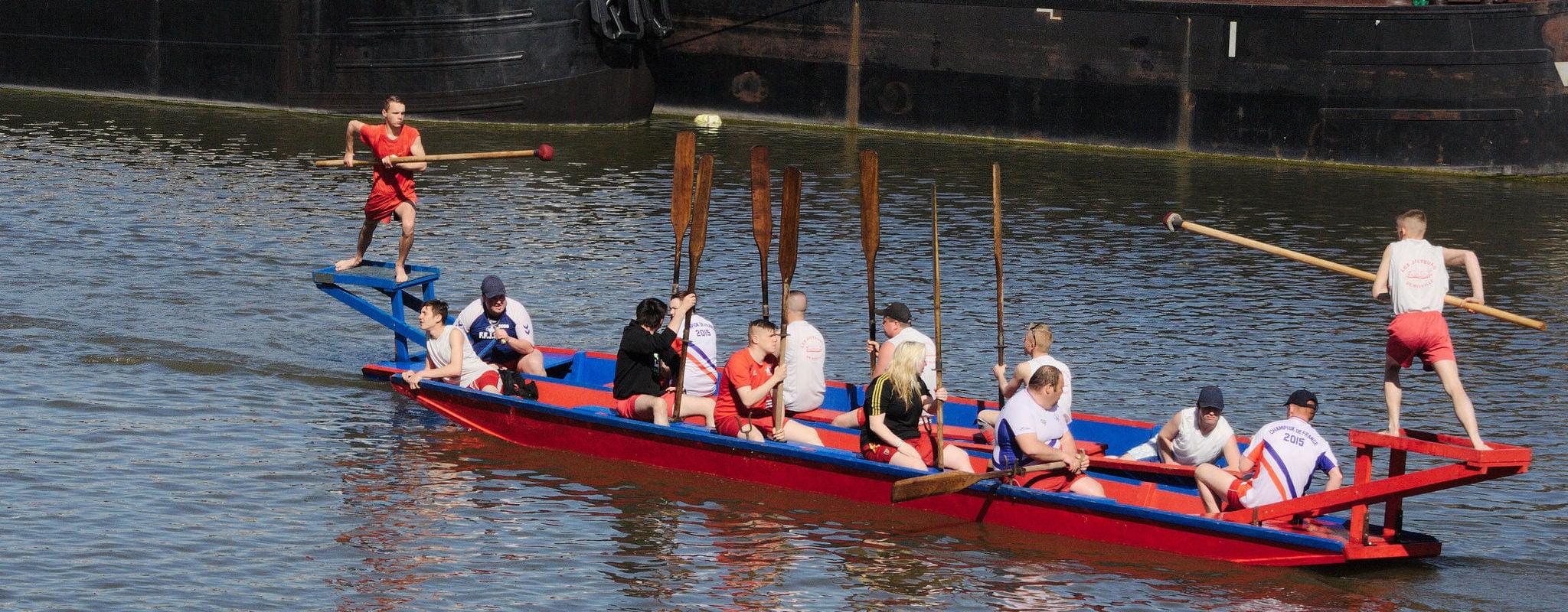 Les joutes nautiques estivales à Malraux tombent à l'eau