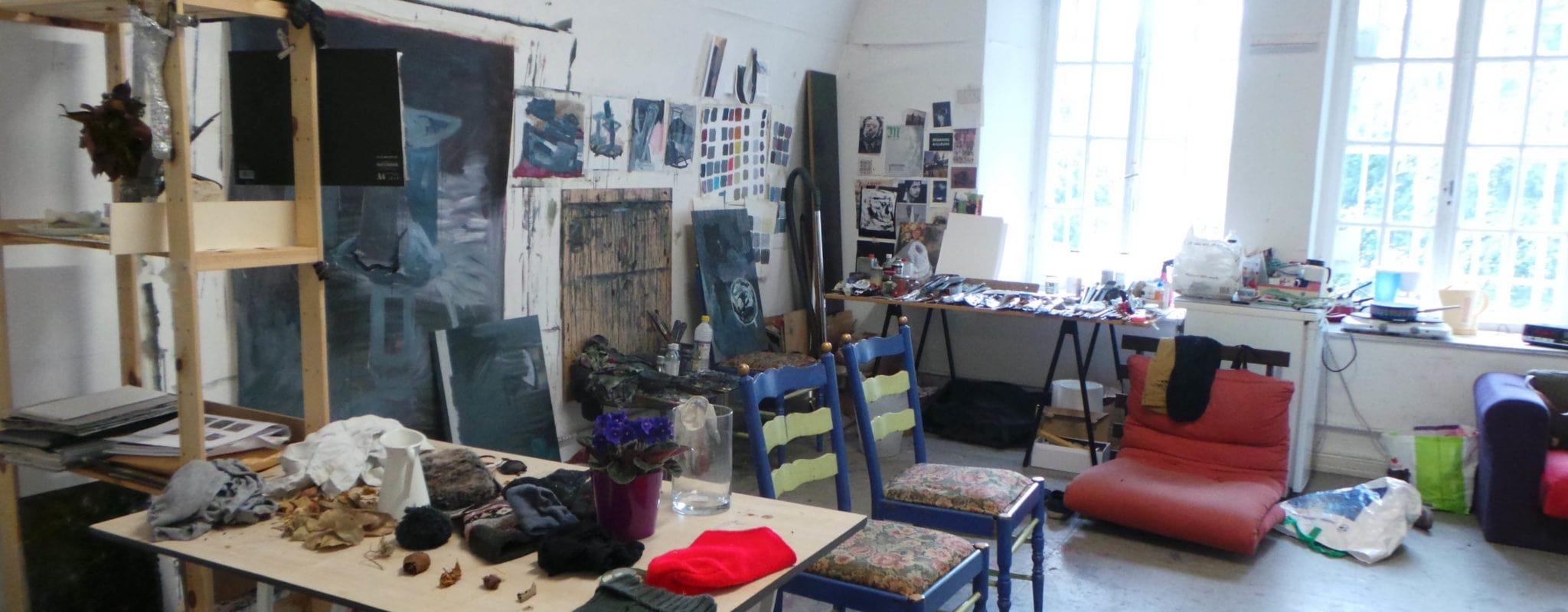 Une dizaine de nouveaux artistes s'installent au Bastion XIV
