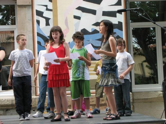 Des activités périscolaires seront toujours proposées aux enfants à partir de 15h45, une fois par semaine. (Katherine Hala / Flickr / cc)