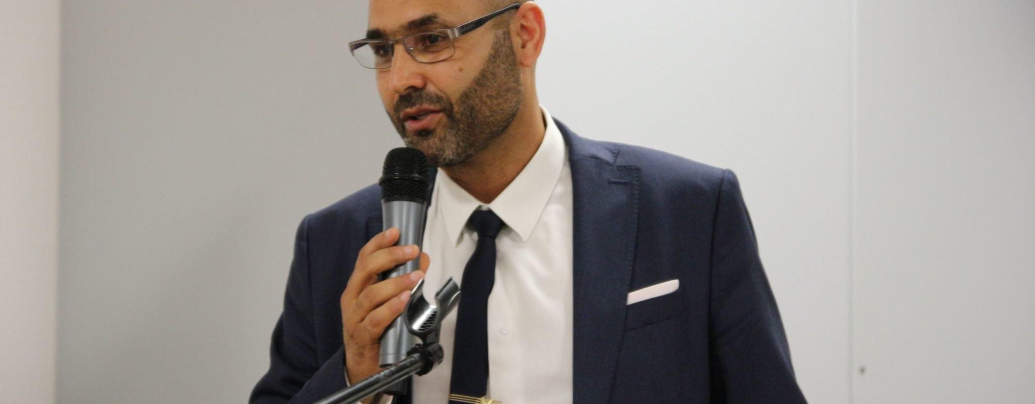 Abdelhaq Nabaoui veut installer la Fondation des œuvres de l'islam de France à Strasbourg