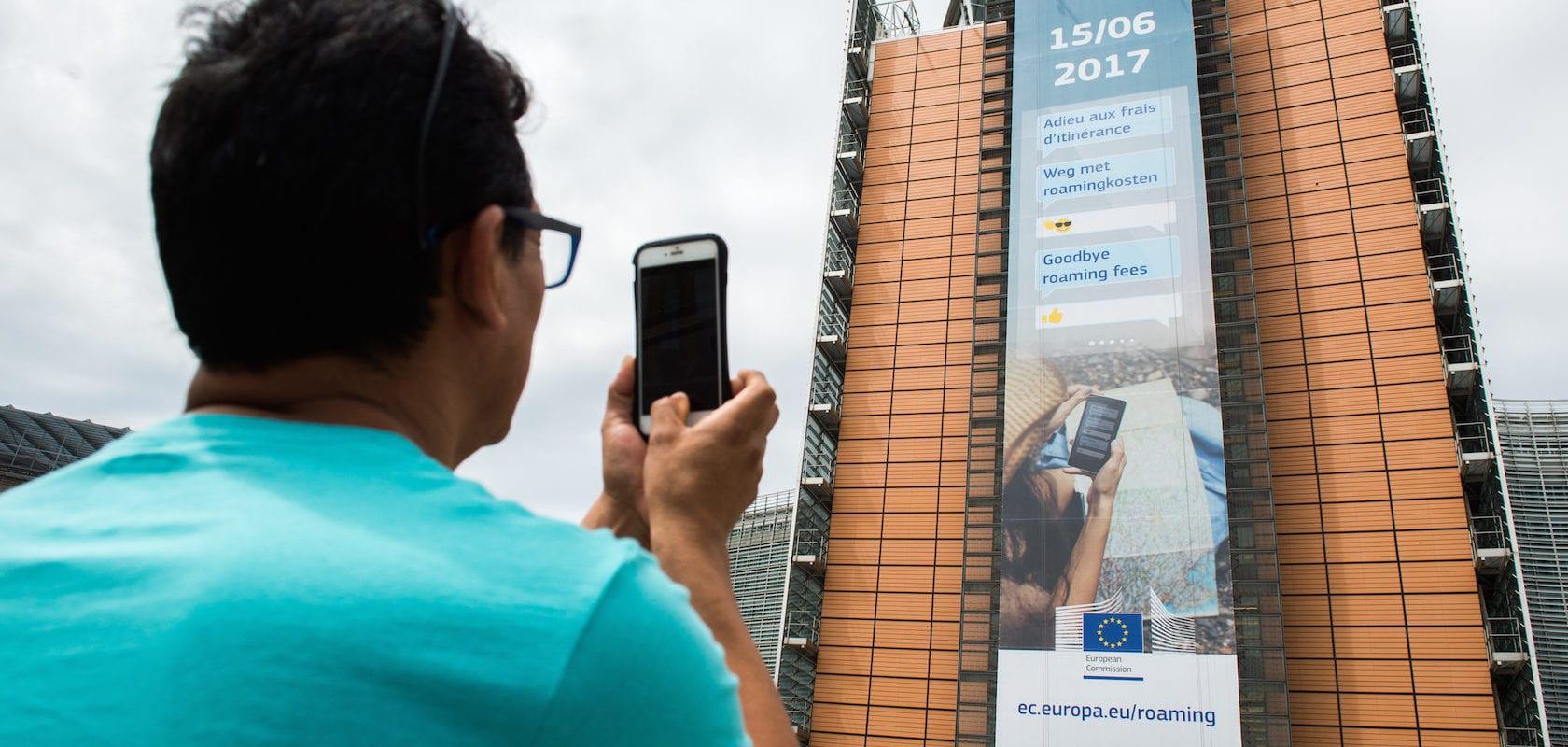 Allo l'Europe ? Les limites de «fin» des frais d'itinérance