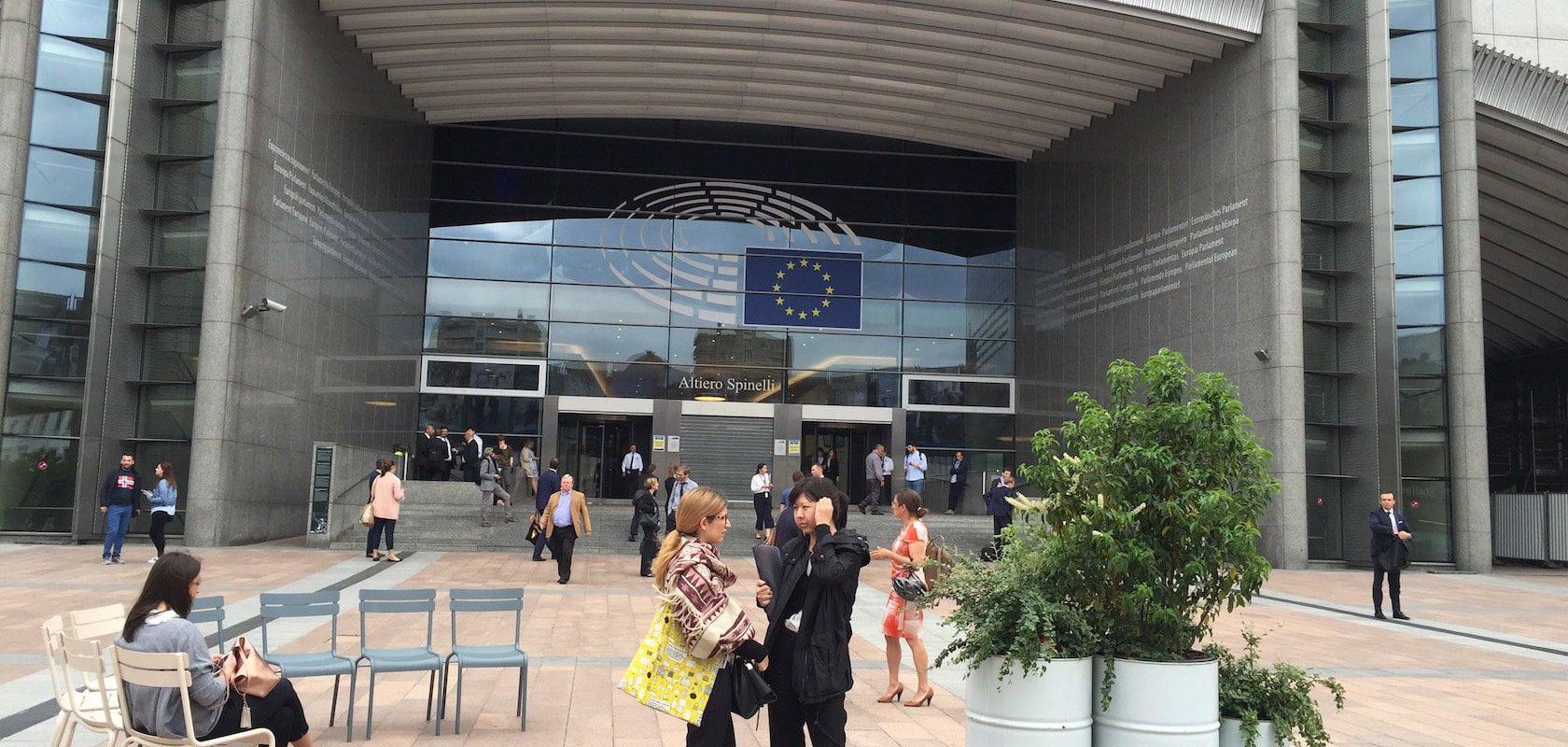 Comment des Strasbourgeois tentent de faire carrière à Bruxelles