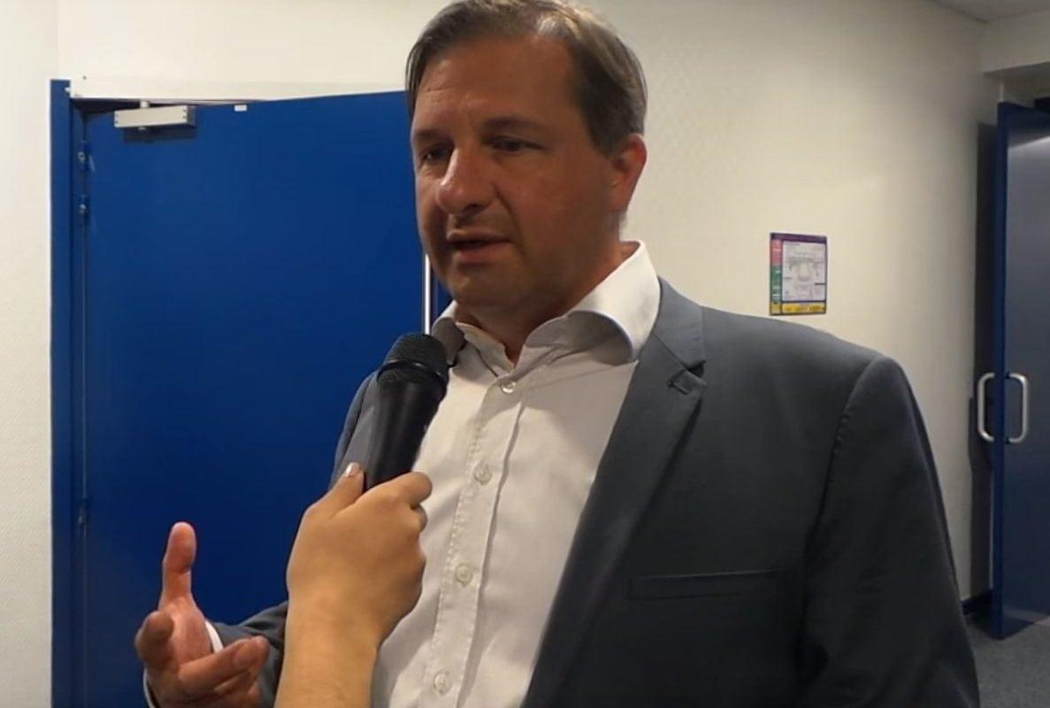 Sylvain Waserman sera l'un des 6 vice-présidents de l'Assemblée nationale