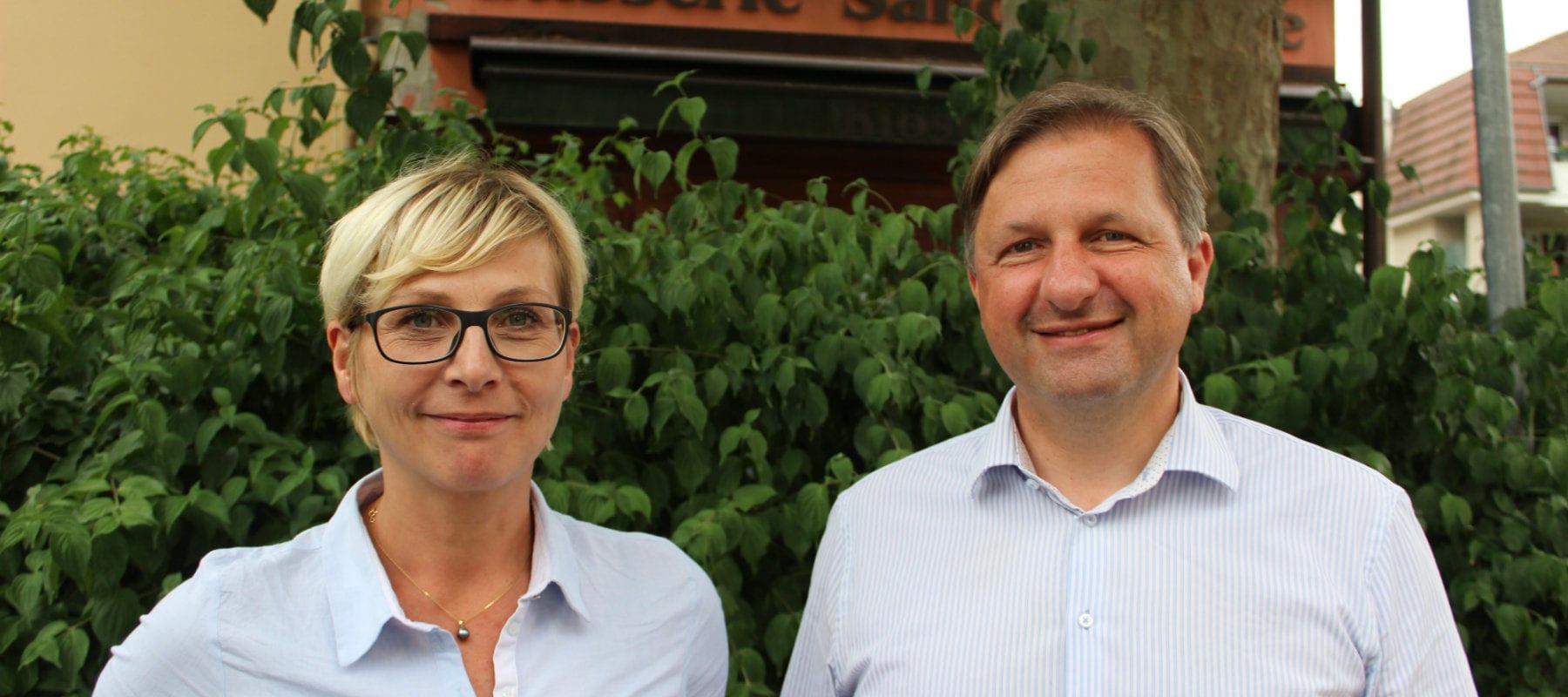 Nouveau député «En Marche», Sylvain Waserman, satisfait des premiers échanges avec Roland Ries