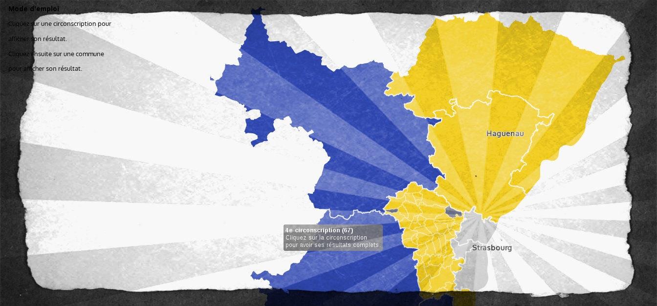 Législatives : en Alsace, «En Marche» bouscule la droite dans son jardin