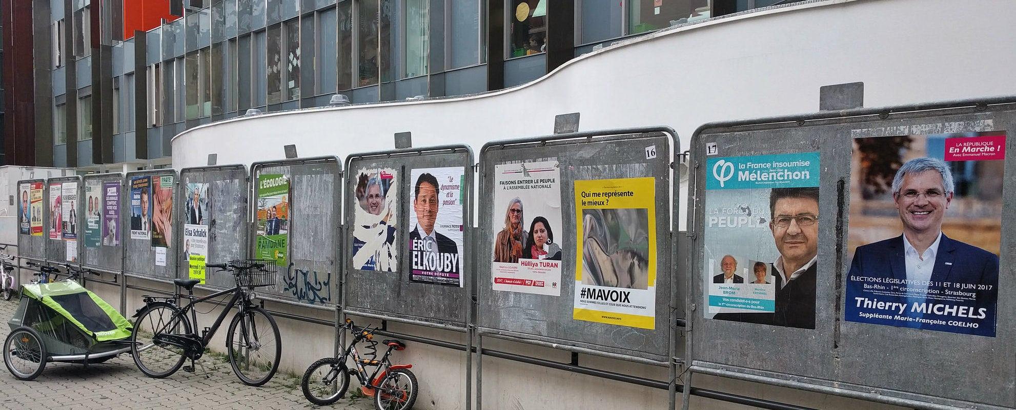 Quatre enjeux des législatives en Alsace à trancher aujourd'hui