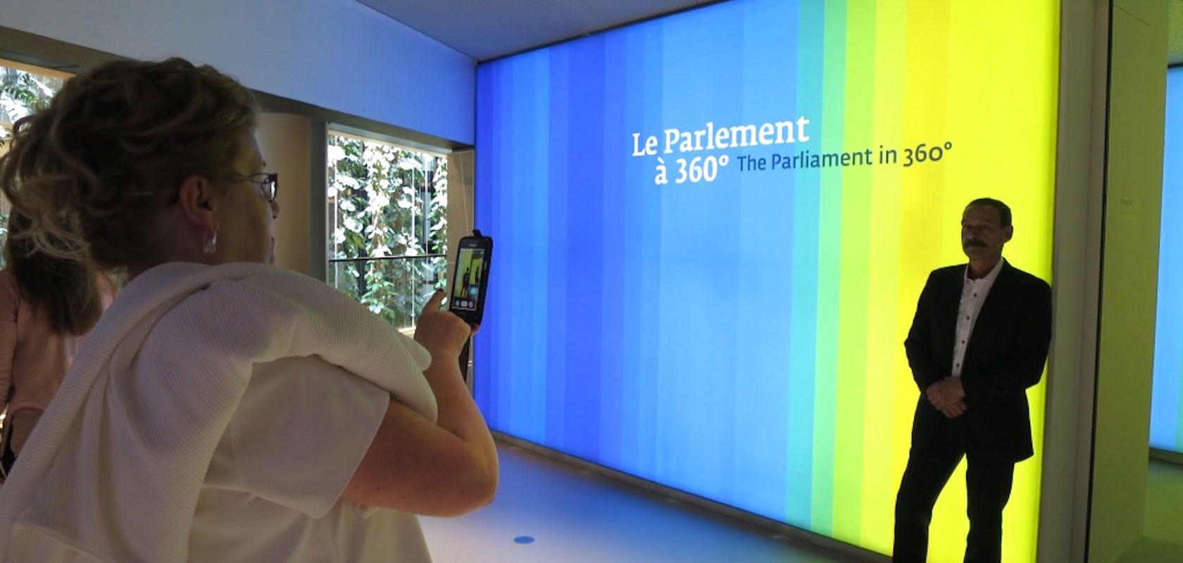 Expliquer l'Europe, la «mission impossible» du Parlamentarium à Strasbourg