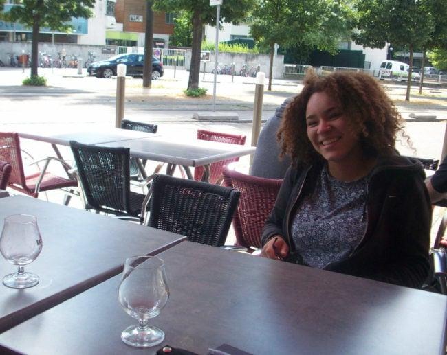 A 16 ans, Zélie sait déjà ce qu'elle fera de sa vie : pasteure. (Photo DL/Rue 89 Strasbourg/cc)