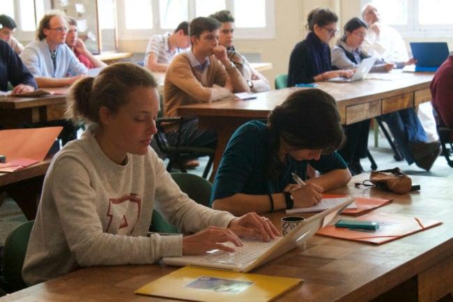Plus de 30% des étudiants strasbourgeois sont concernés par les APL. (Photo Academia Christiana / Flickr /cc)