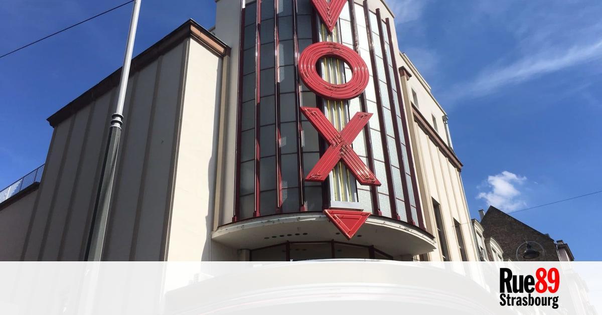 Cin ma historique de strasbourg le vox mise sur la for Strasbourg cinema