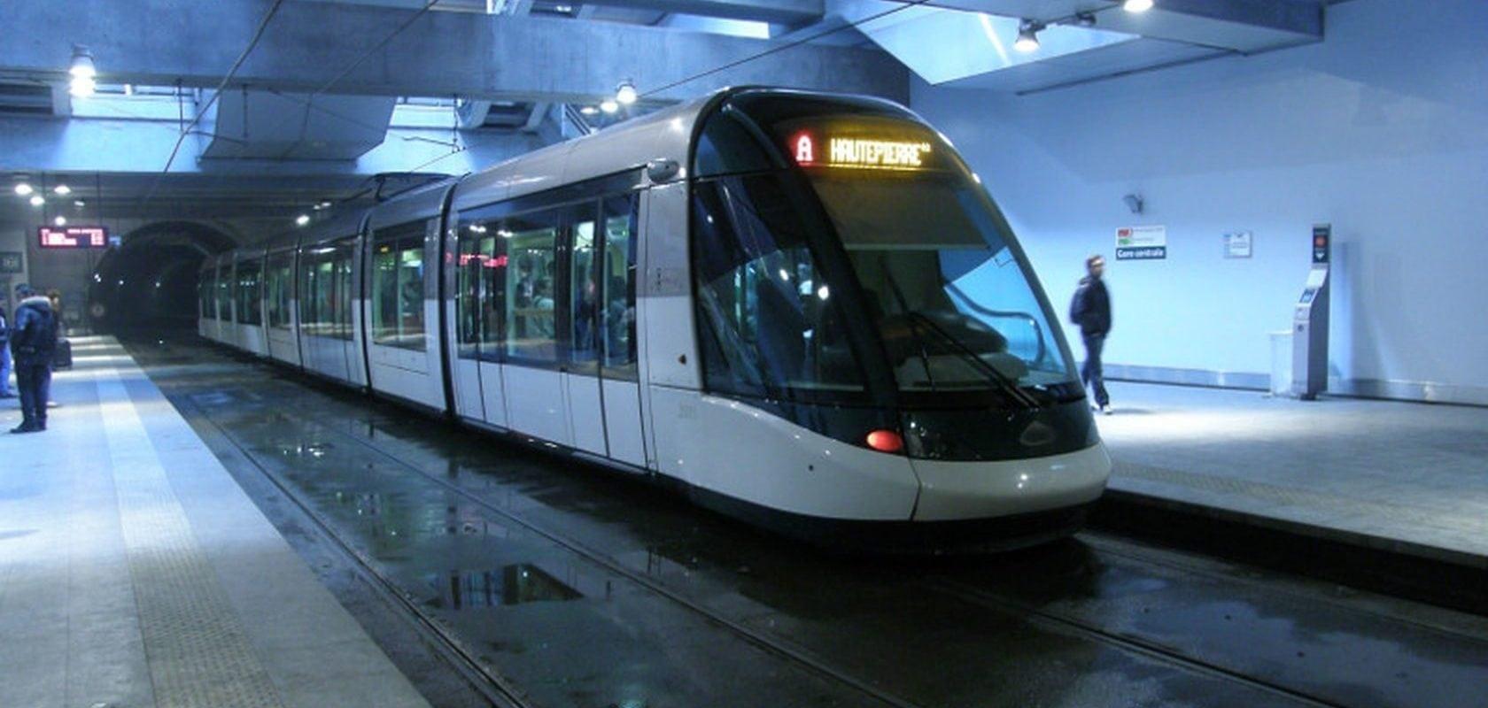 Le tunnel du tramway A et D coupé cet été
