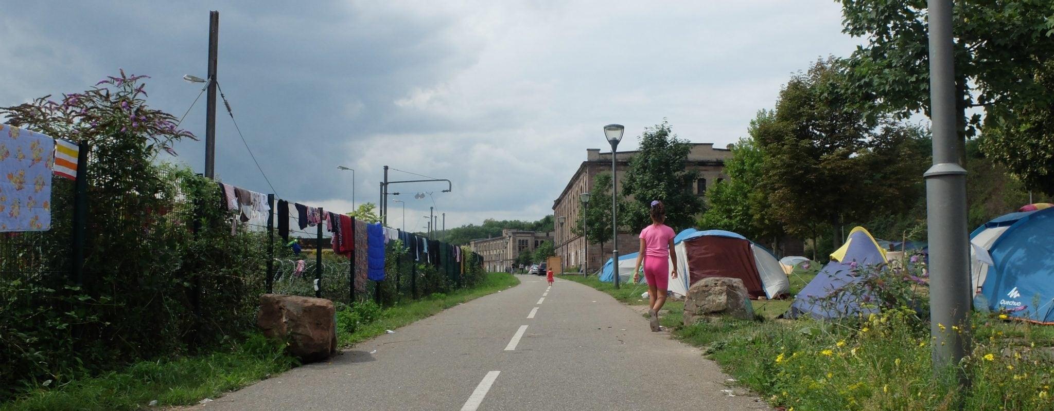 Aux Remparts, bras de fer autour de l'installation de demandeurs d'asile