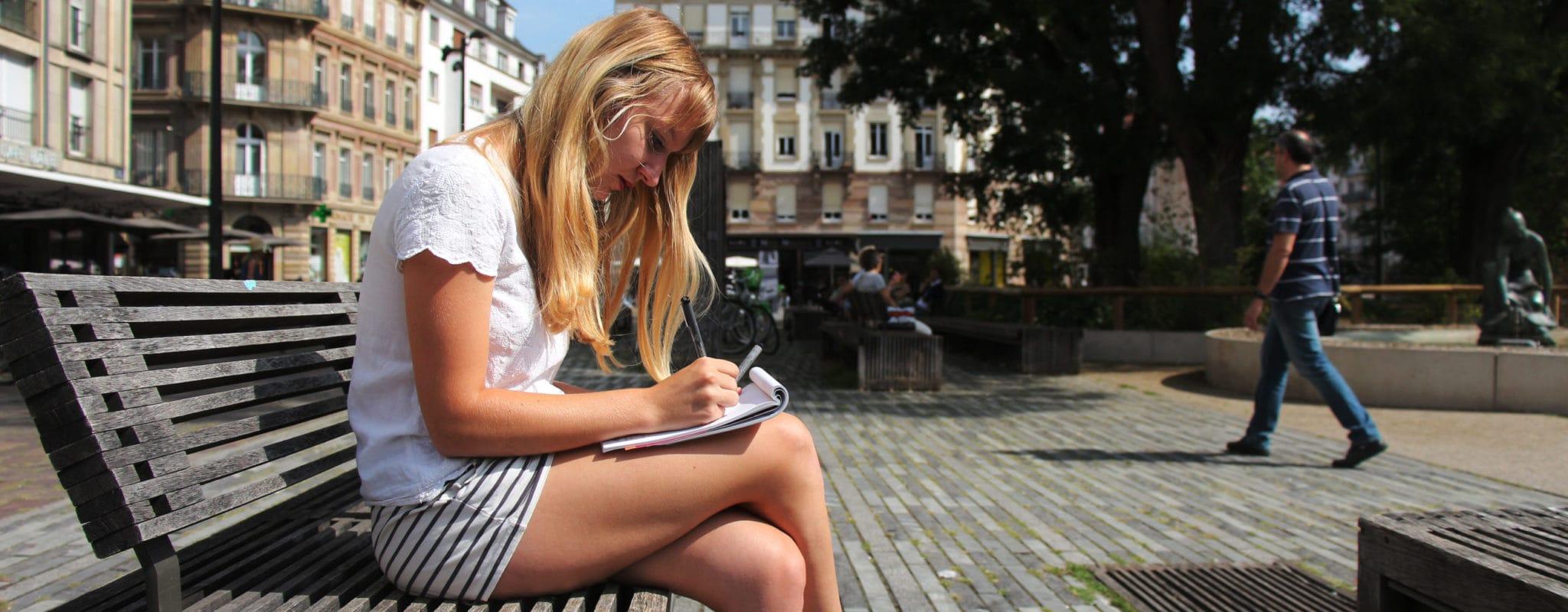 Coût de la vie étudiante à Strasbourg: vivre d'amour, d'eau fraîche et de knacks en boîte