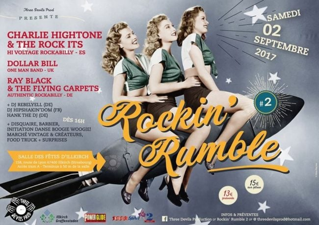 Rockin'Rumble