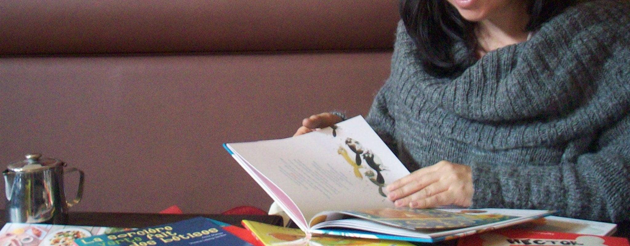 Anne Mahler, illustratrice alsacienne rurale mais youtubeuse pour les petits