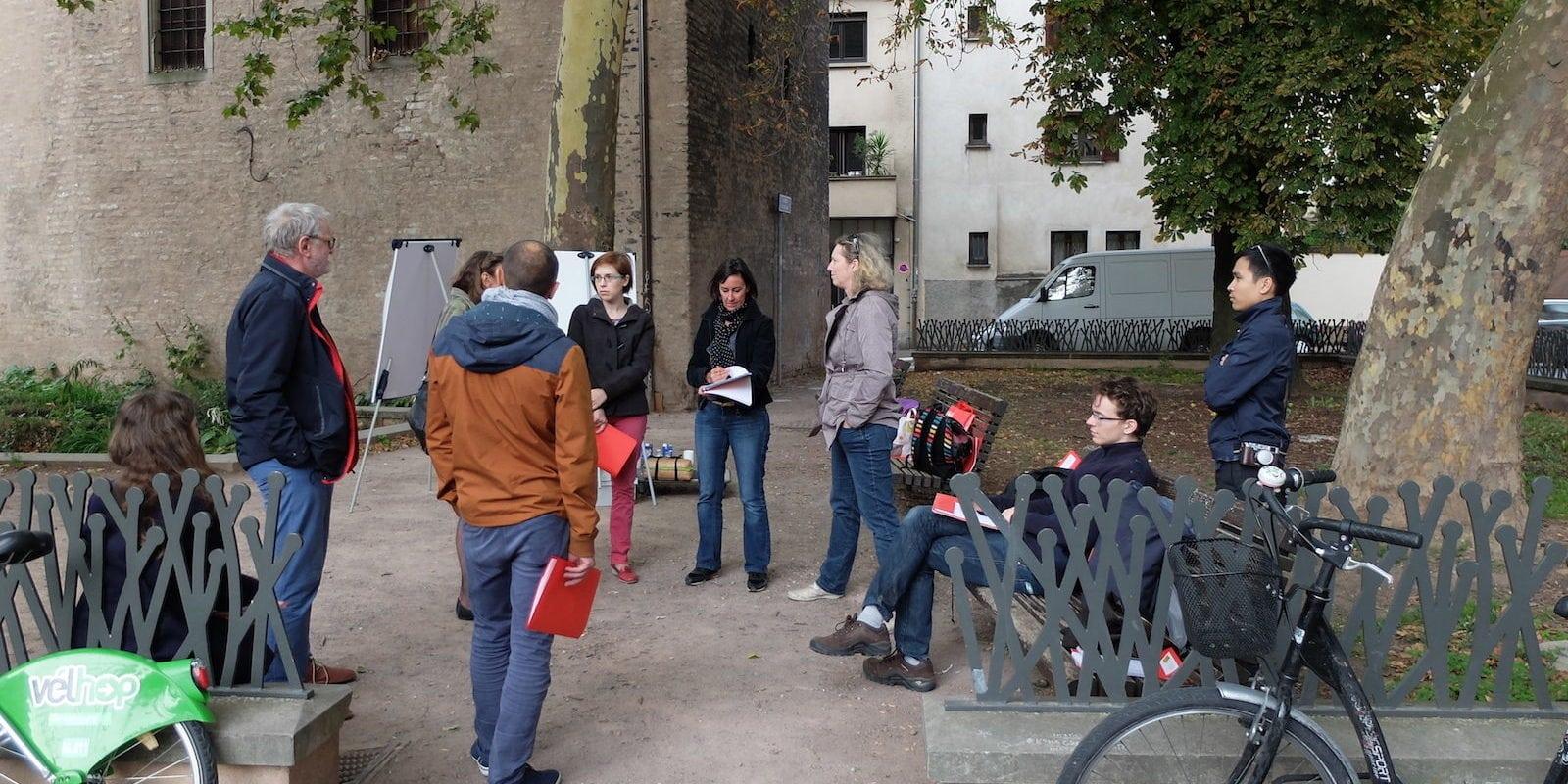 Des idées et des légumes en papier, mais la démocratie locale ne mobilise pas les foules