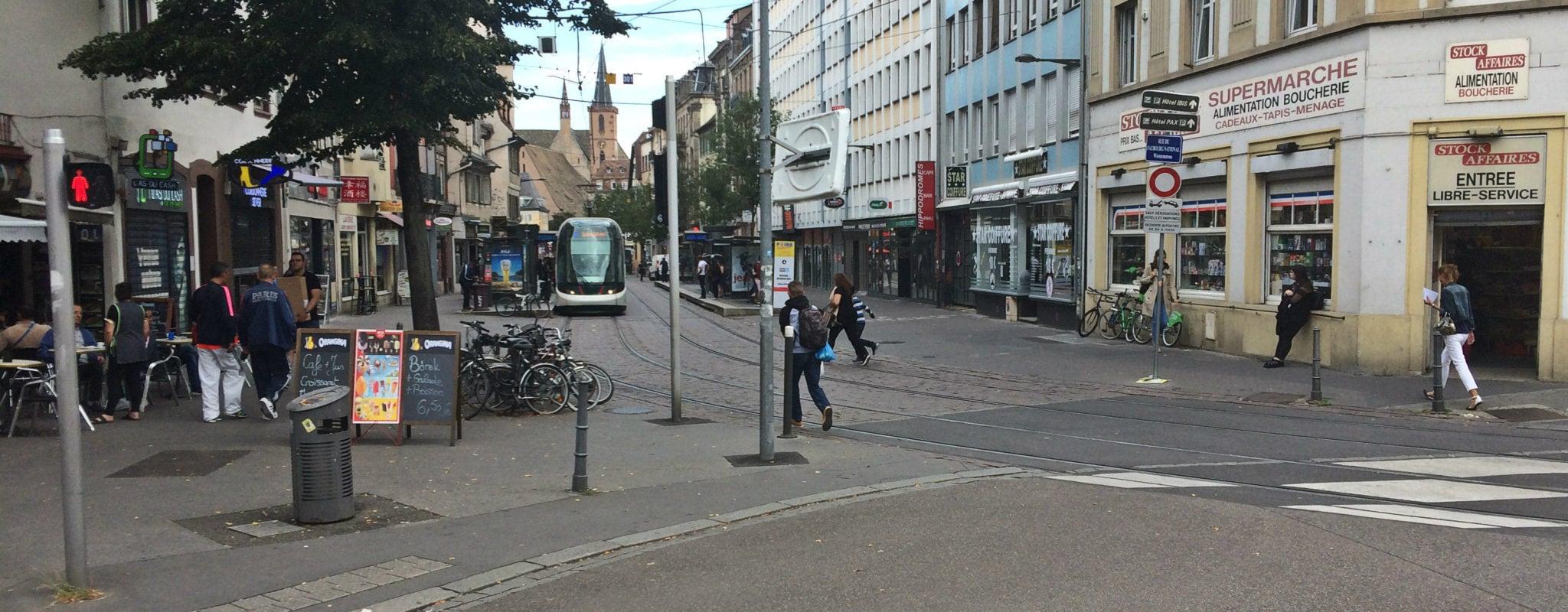 La réunion du collectif pour le tram à Kœnigshoffen quasi-boycottée par les élus