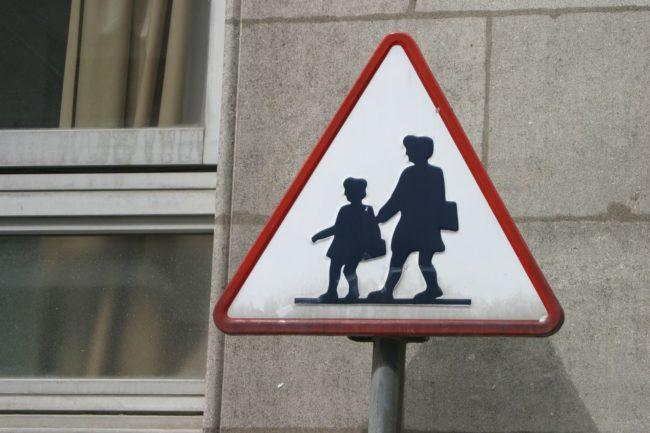 De nombreux contrats aidés servent aux emplois d'accompagnement dans les écoles (Photo Heïdi Le Bourg / FlickR / cc)