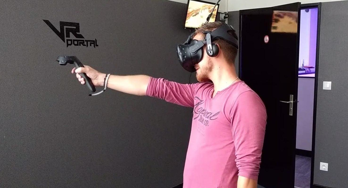 VR Portal, première salle dédiée à la réalité virtuelle, ouvre à Strasbourg