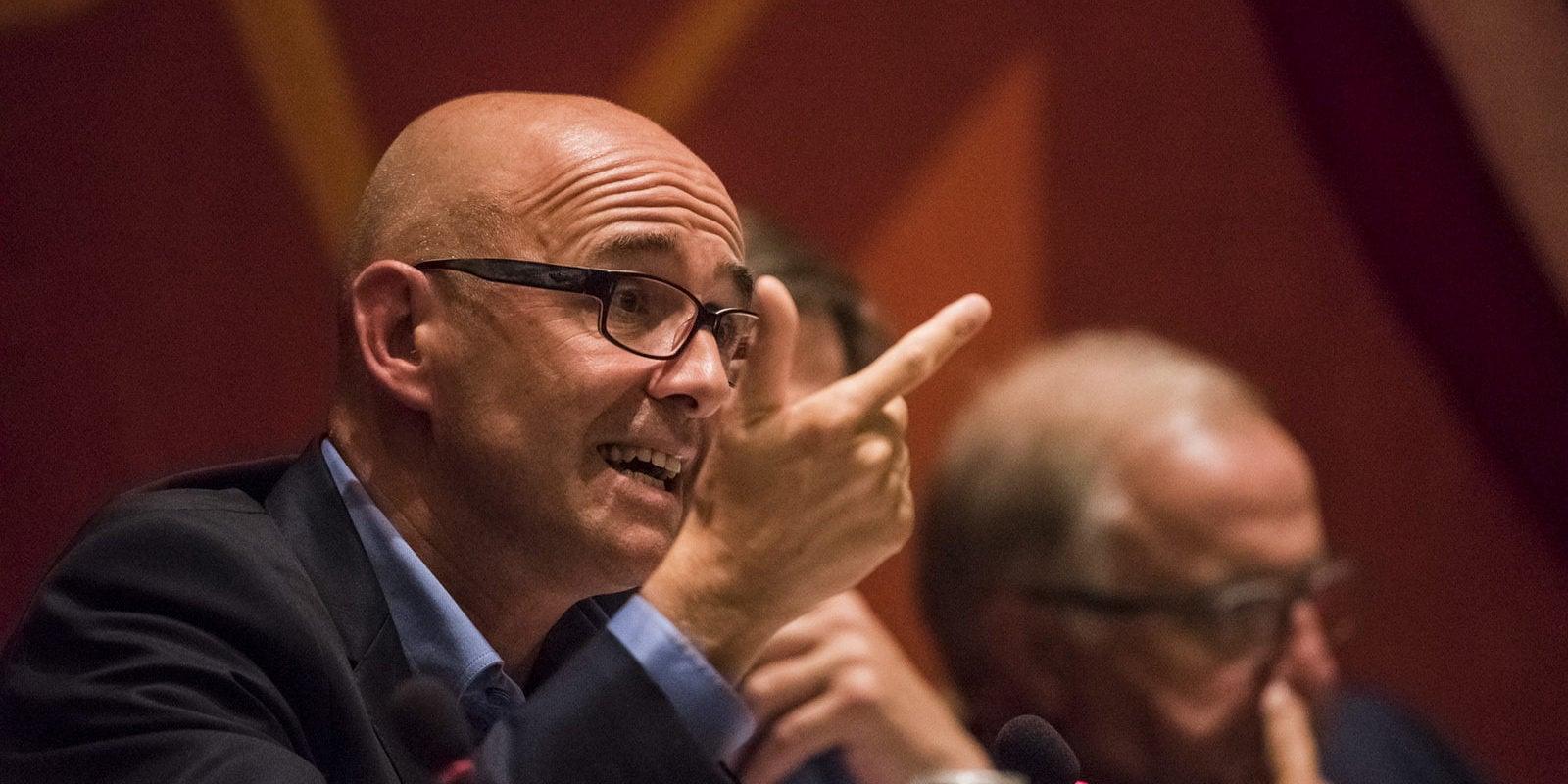 En cas de blocage sur l'Alsace, Frédéric Bierry prêt à recourir à la consultation publique
