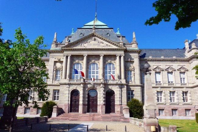 La Cour d'appel de Colmar (Photo Wikimedia Commons / cc)
