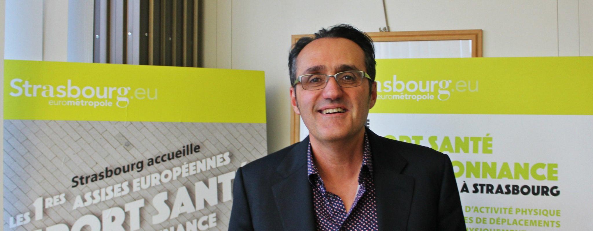 Alexandre Feltz : «Le ministère de la Santé ne veut pas dépenser pour le sport sur ordonnance»