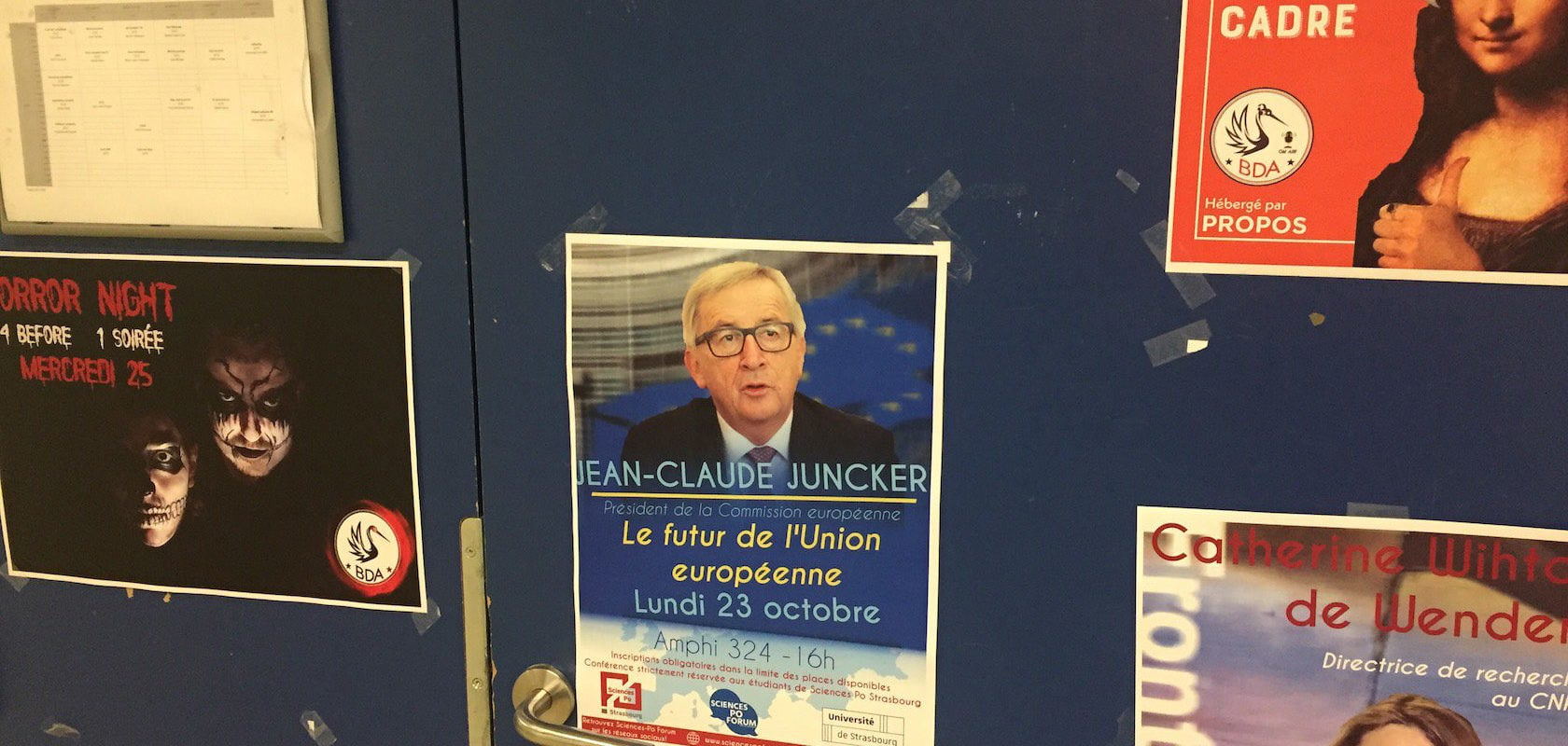 Pour sauver l'Europe, Jean-Claude Juncker mouille sa chemise (mais pas trop quand même)