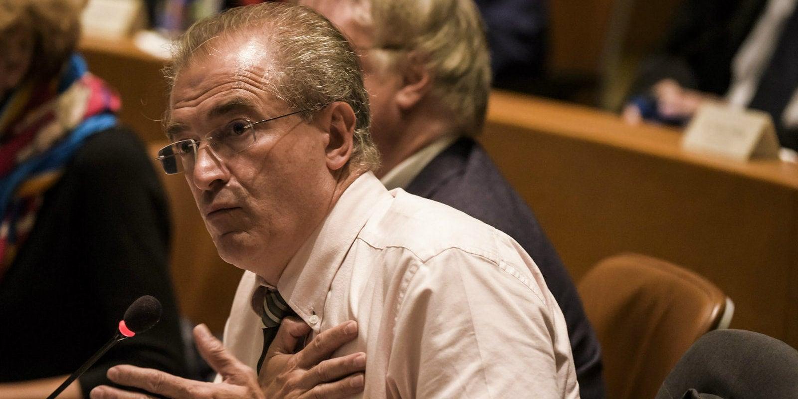 Jean-Philippe Maurer finalement réintégré au parti «Les Républicains»