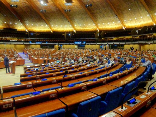 Environ 300 personnes ont participé au Sommet citoyen, samedi 14 octobre. (Photo : Fabien Nouvène)