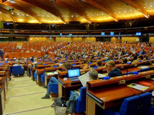 Environ 300 personnes ont pris part au Sommet citoyen, samedi 14 octobre. (Photo : Fabien Nouvène)