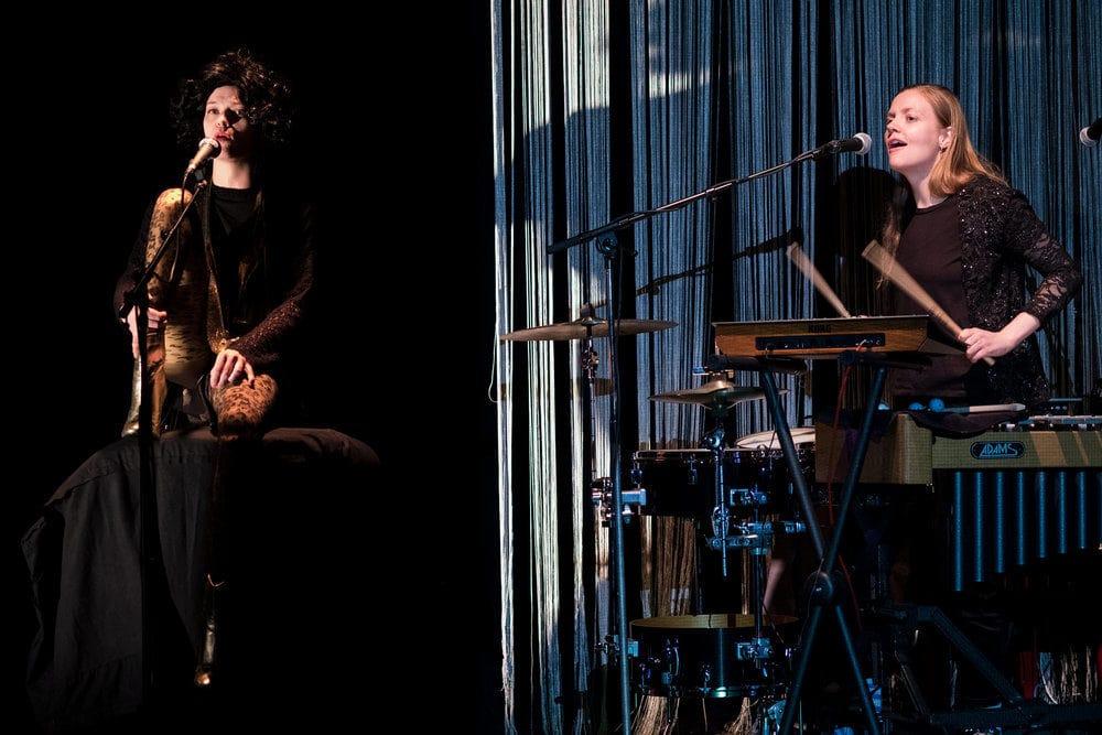 Dans Chambre noire, les facettes de Valérie Solanas, féministe radicale, explorées en clair-obscur